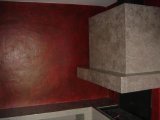 Le Stucco, une caresse pour le regard...Du marbre au toucher