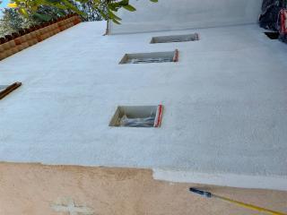 Traitement de façade après une catastophe naturelle par sécheresse